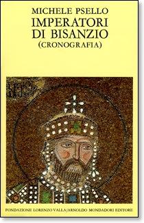 Cover Imperatori di Bisanzio. Cronografia
