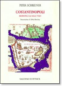 Cover Costantinopoli. Metropoli dai mille volti