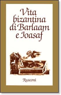 Cover Vita bizantina di Barlaam e Ioasaf